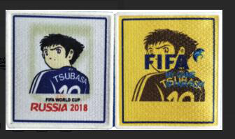 2018 Russia World Cup Badge-Japan