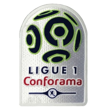 French Ligue 1 Badge--$5