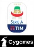 18/19 Italian Serie A & Cygames logo