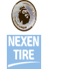Premier League Champion &Nexen Tire Badge--$6