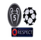UCL&Honor 5 Cups&Respect Badges