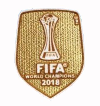 Spainish La Liga &2018 Club World Cup Badge--$5