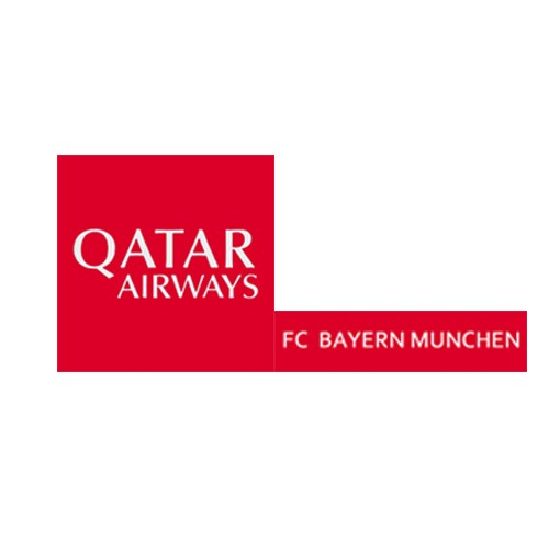 Qatar Airways(White)&FC BAYERN MUNCHEN(White)--$0