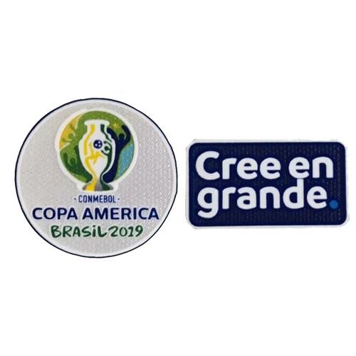 Copa América 2019 & Gree en Grande Badge