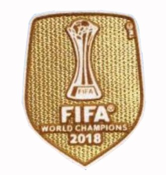2018 Club World Cup Badges--$0