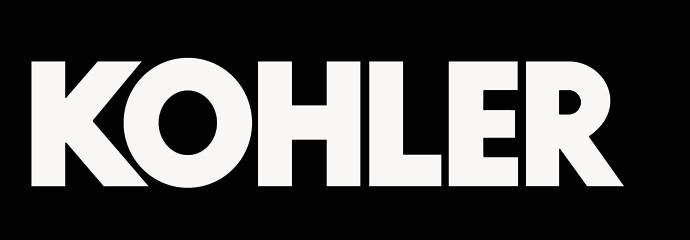 Kohler Sponsor White & Black--$0