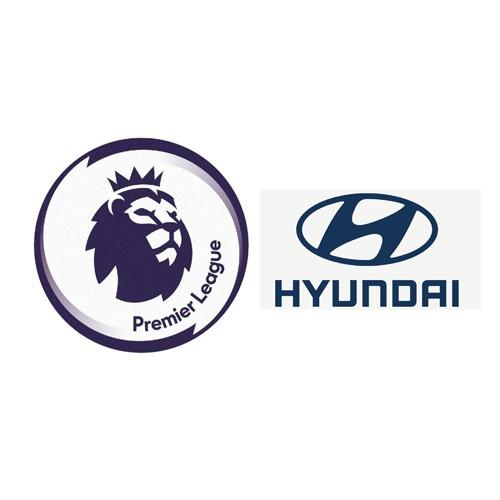 Premier Leauge & Hyundai Sponsor Navy price--$5