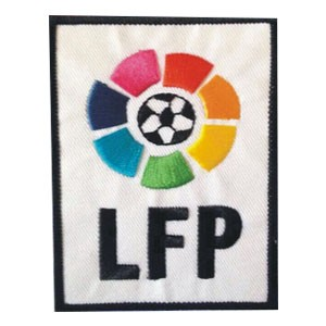 Retro Spanish La Liga Badge--$5