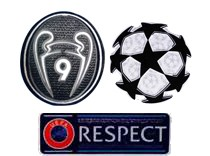 UCL & Honor 9 Cups & Respect Badges--$7