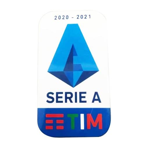 20/21 Italian Serie A Badge