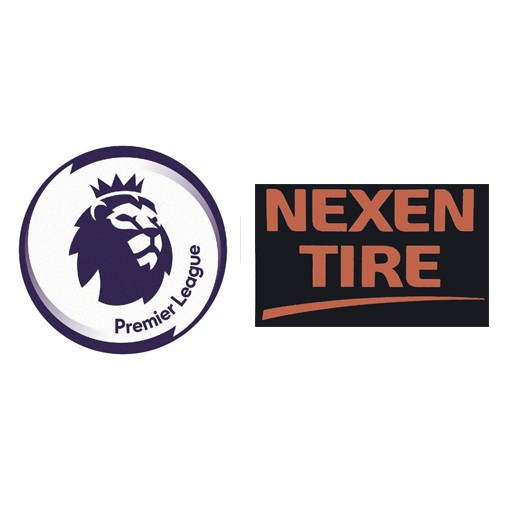 Premier League &Nexen Tire Sponsor Golden Pink Badge