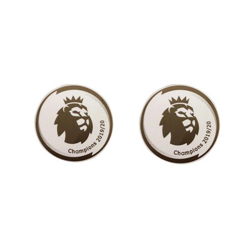 19/20 Premier League Champion Badge*2