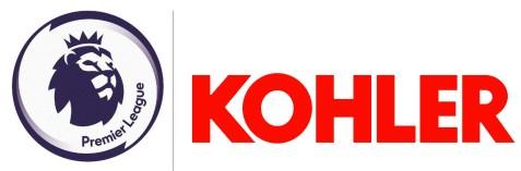 Premier Leauge & Kohler Sponsor Red