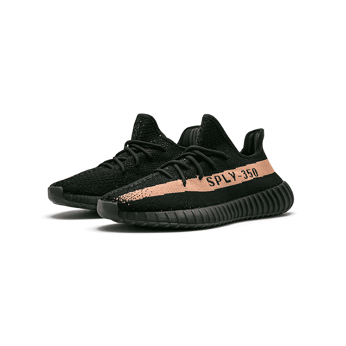 Adidas Yeezy 350 V2 Core Copper BY1605 Cleat-Black&Nude