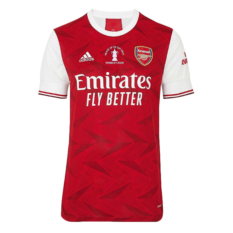 Arsenal Jersey ALWAYS FORWARD #14 Home Soccer Jersey 2020/21