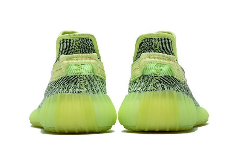 Yeezy 350 V2 Yeezreel Reflective Cleat-Green