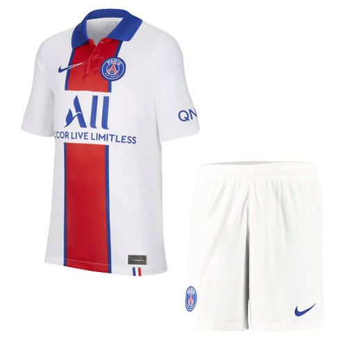 PSG Jersey Custom Away Soccer Jersey 2020/21