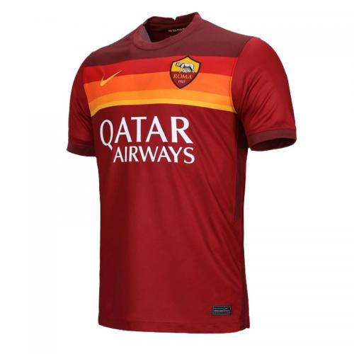 Roma Jersey Custom Home Soccer Jersey 2020/21