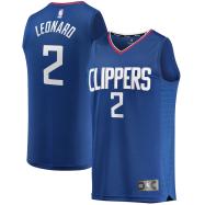 Los Angeles Clippers Jersey Kawhi Leonard #2 NBA Jersey