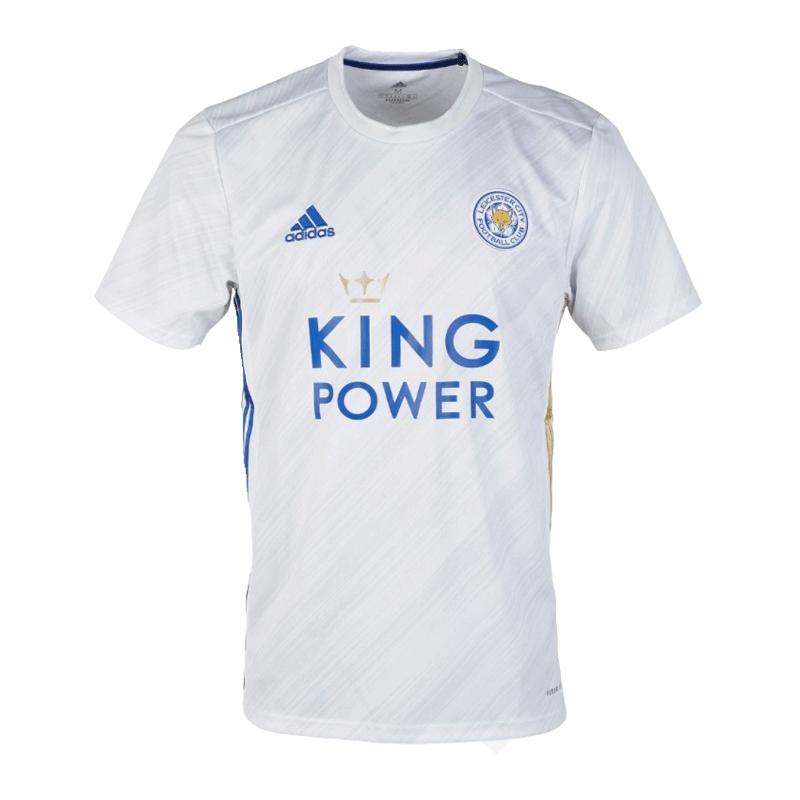 Leicester City Jersey Custom Away Soccer Jersey 2020/21