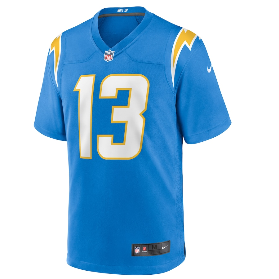 Keenan Allen Los Angeles Chargers Nike Game Jersey - Powder Blue