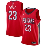 New Orleans Pelicans Jersey Anthony Davis #23 NBA Jersey