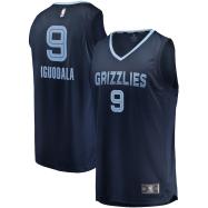 Memphis Grizzlies Jersey Andre Iguodala #9 NBA Jersey