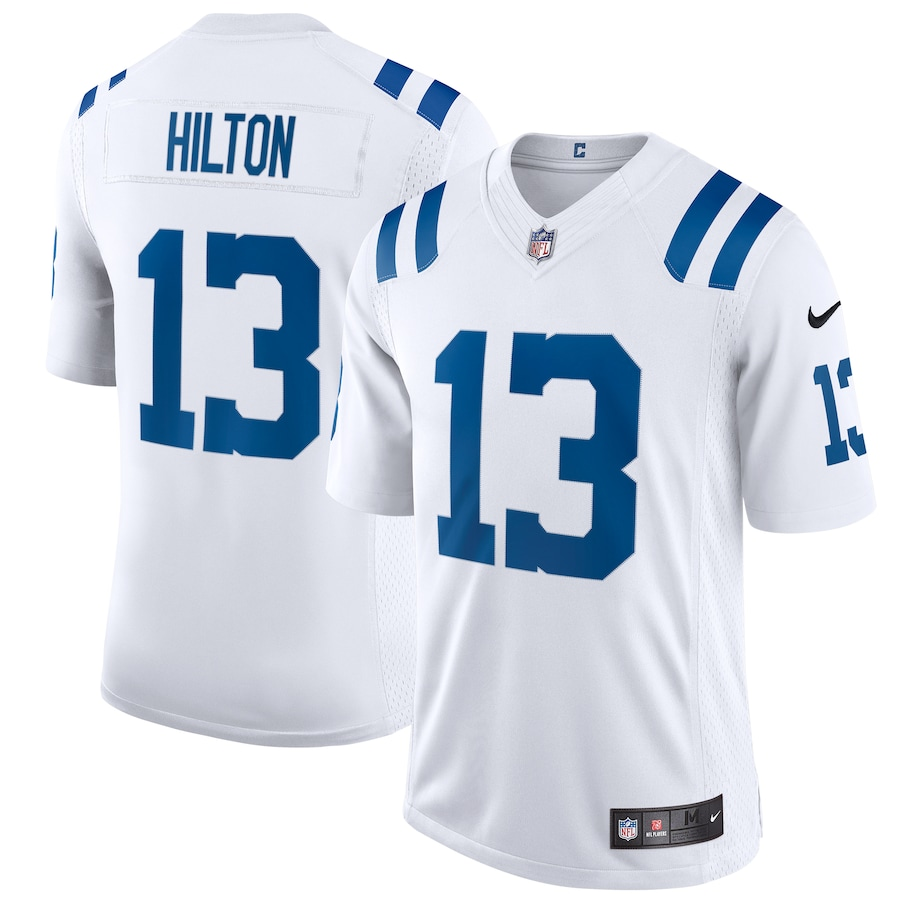 T.Y. Hilton Indianapolis Colts Nike Vapor Limited Jersey - White