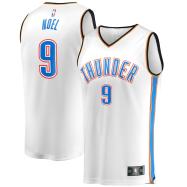 Oklahoma City Thunder Jersey Nerlens Noel #9 NBA Jersey