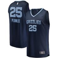 Memphis Grizzlies Jersey Miles Plumlee #25 NBA Jersey