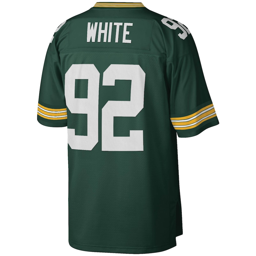 Reggie White Green Bay Packers Mitchell & Ness Legacy Replica Jersey - Green