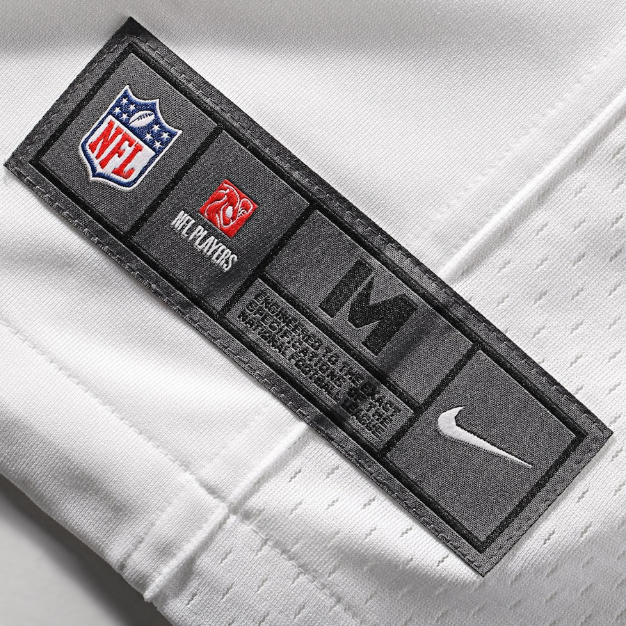 Drew Brees New Orleans Saints Nike Game Jersey - White