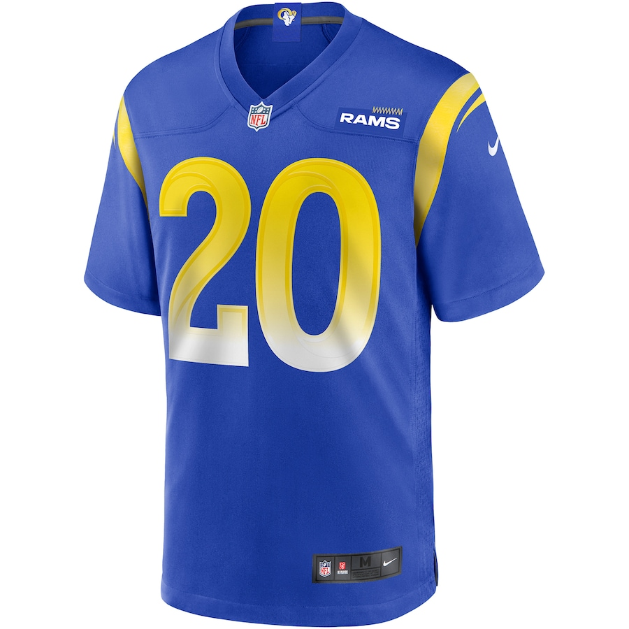 Jalen Ramsey Los Angeles Rams Nike Game Jersey - Royal