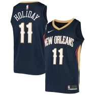 New Orleans Pelicans Jersey Jrue Holiday #11 NBA Jersey