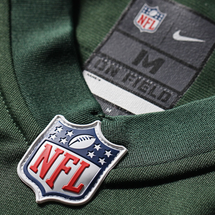 Mark Gastineau New York Jets Nike Retired Player Game Jersey - Green