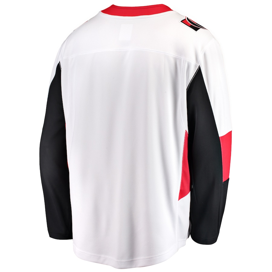 Ottawa Senators Fanatics Branded Breakaway Away Jersey - White