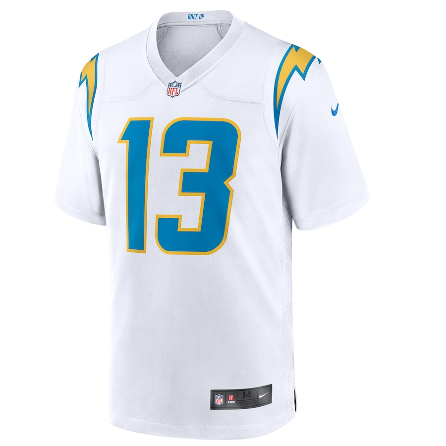 Keenan Allen Los Angeles Chargers Nike Game Jersey - White