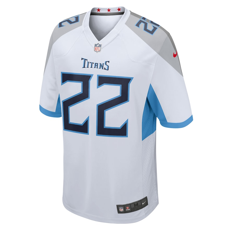 Derrick Henry Tennessee Titans Nike Player Game Jersey - White
