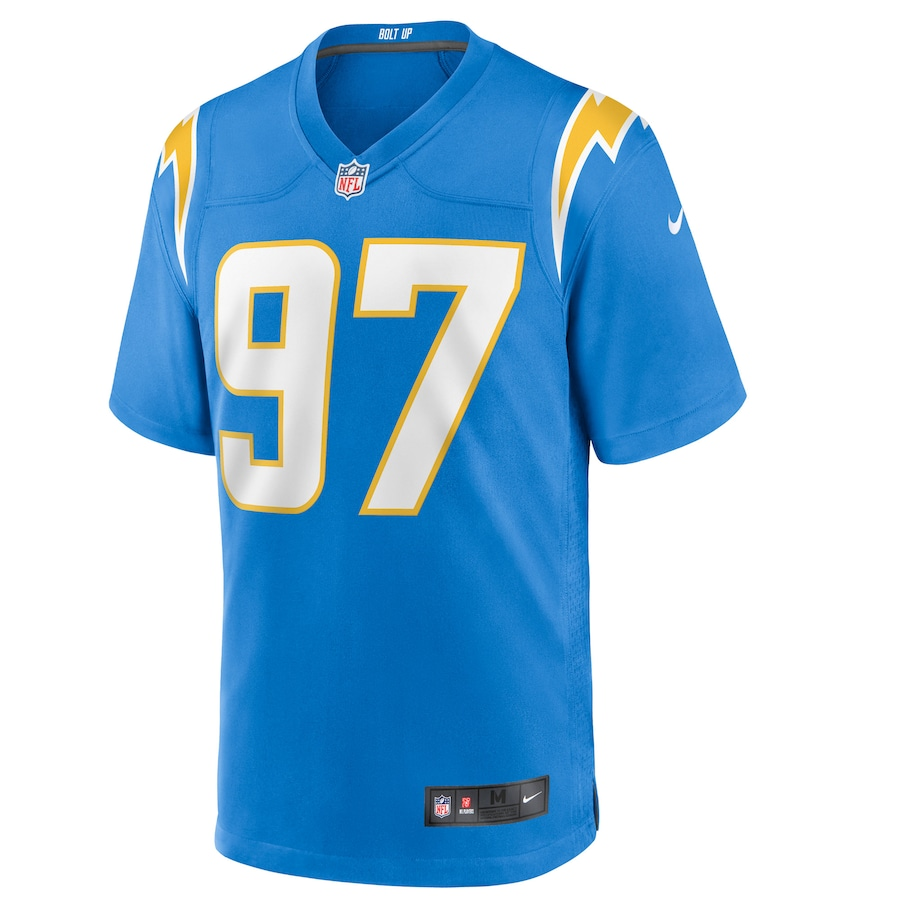 Joey Bosa Los Angeles Chargers Nike Game Jersey - Powder Blue