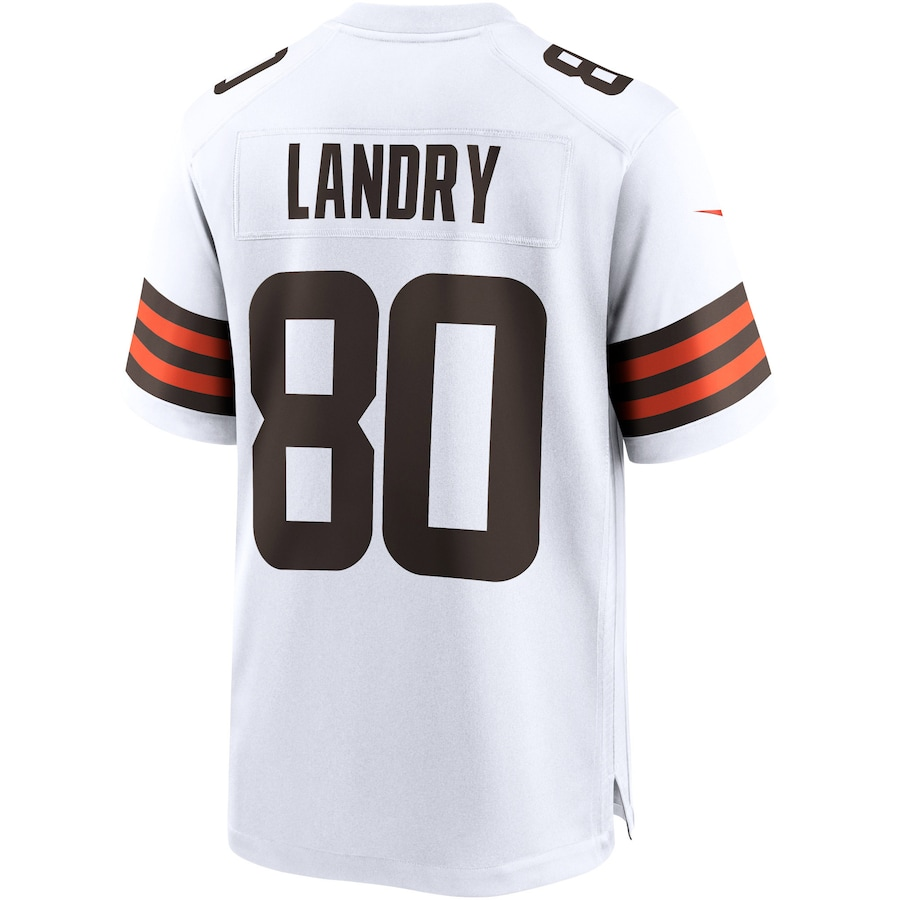 Jarvis Landry Cleveland Browns Nike Game Jersey - White