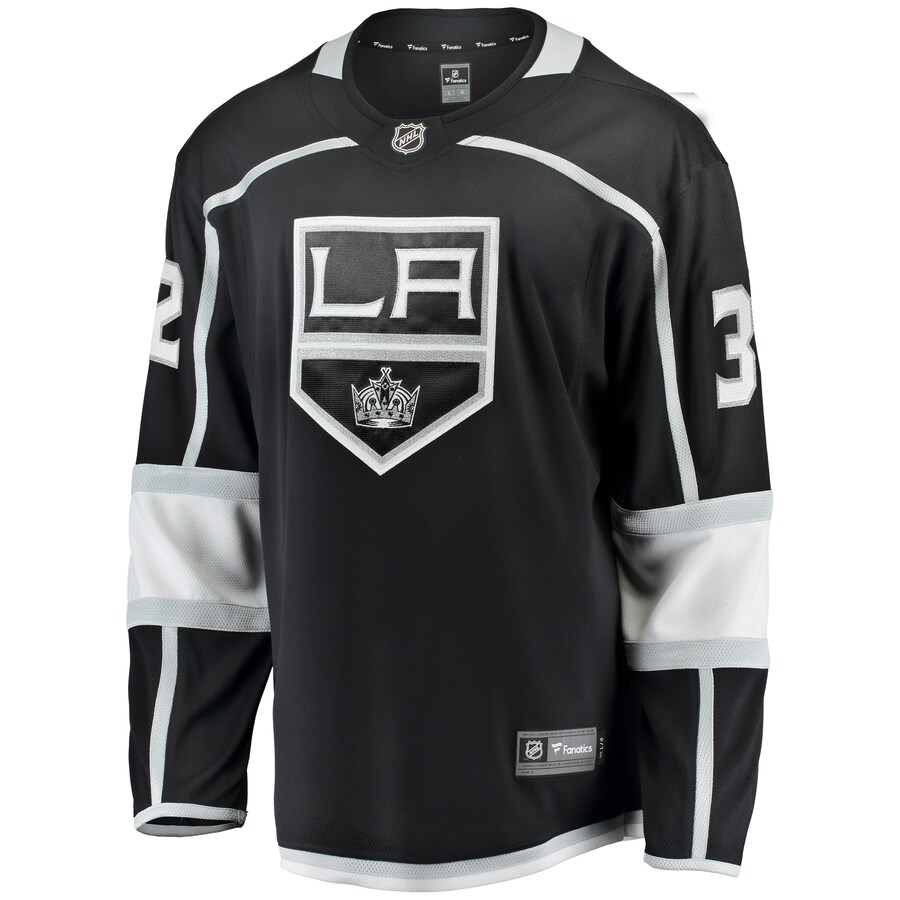 Jonathan Quick #32 Los Angeles Kings NHL Breakaway Player Jersey - Black
