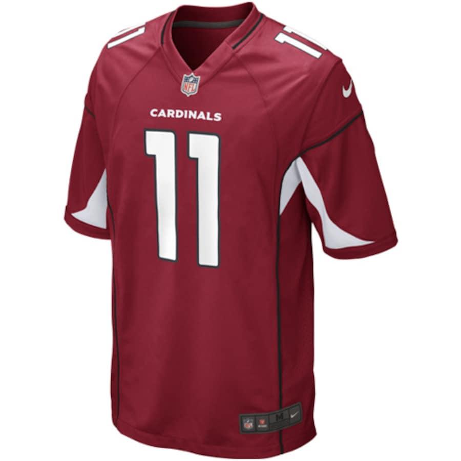 Larry Fitzgerald Arizona Cardinals Nike Game Player Jersey - Cardinal