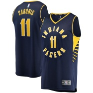 Indiana Pacers Jersey Domantas Sabonis #11 NBA Jersey 2020/21