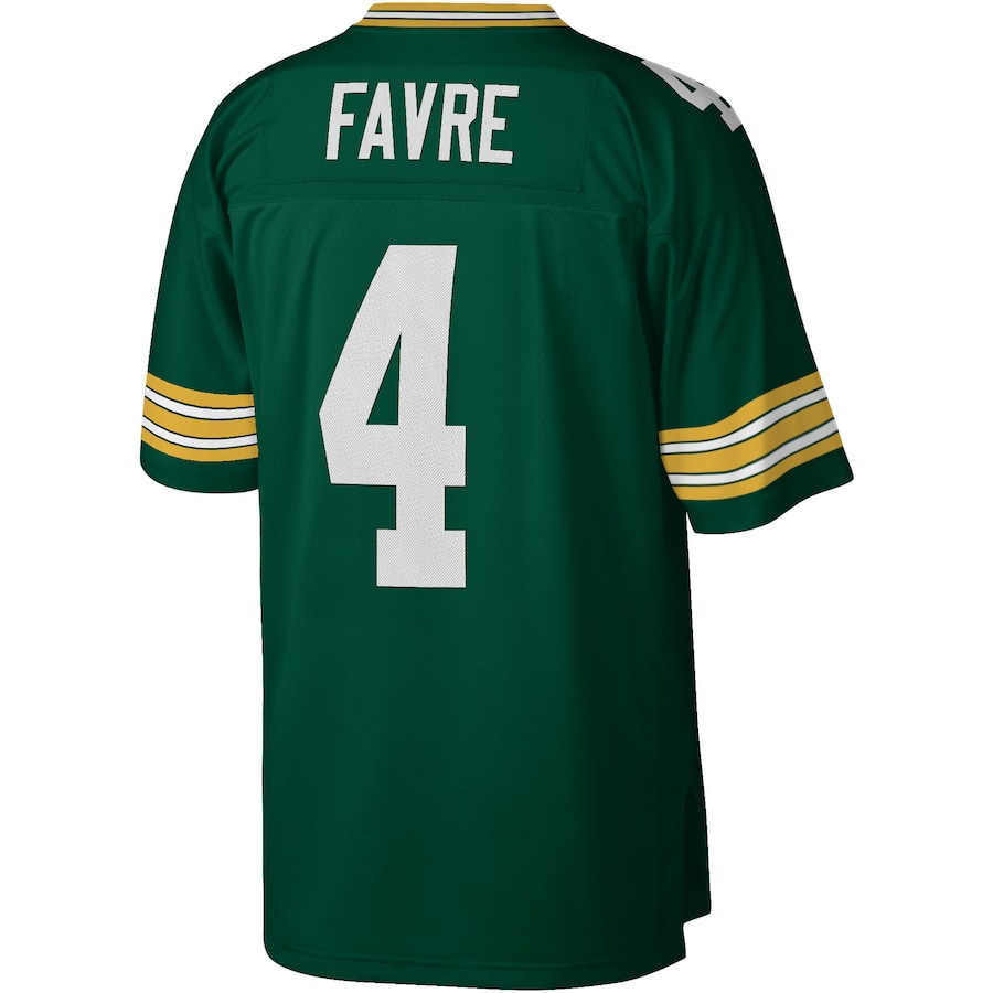 Brett Favre Green Bay Packers Mitchell & Ness Legacy Replica Jersey - Green