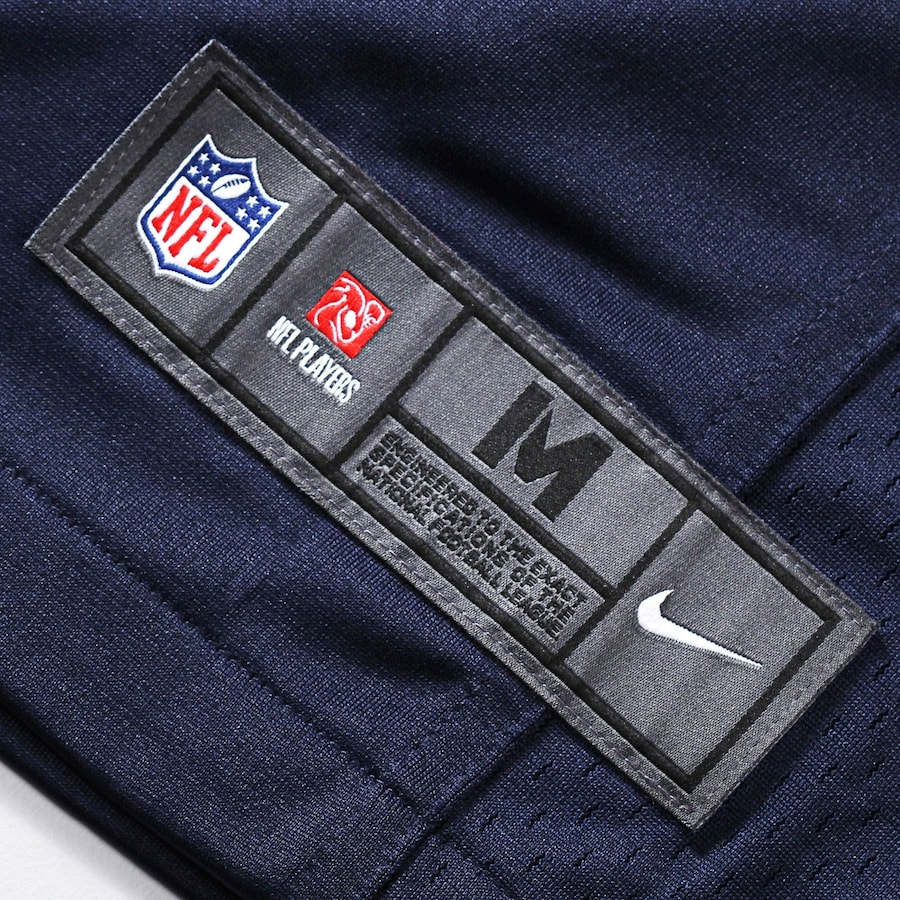 Bobby Wagner Seattle Seahawks Nike Game Player Jersey - Navy