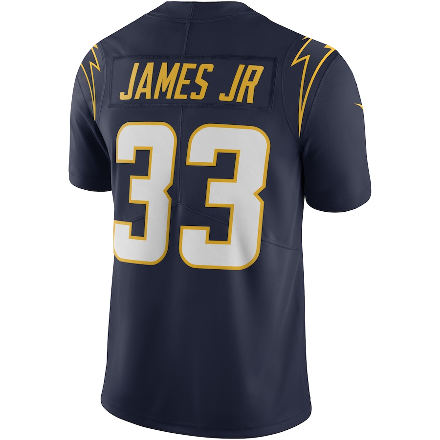 Derwin James Los Angeles Chargers Nike Alternate Vapor Limited Jersey - Navy