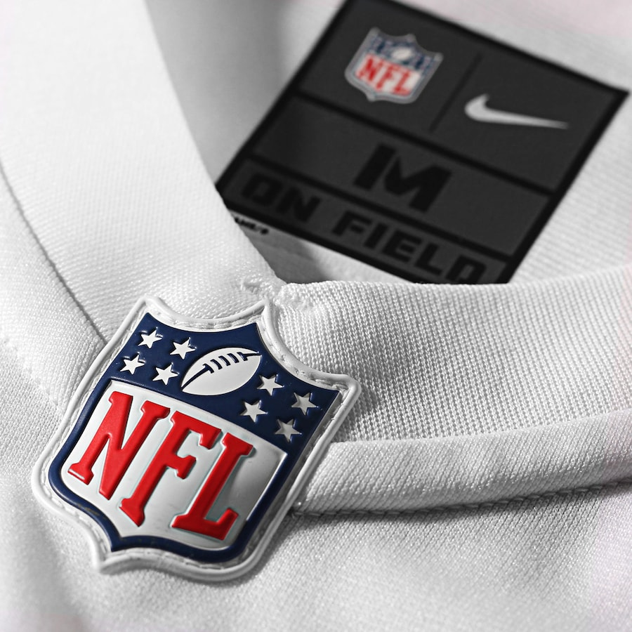 Russell Wilson Seattle Seahawks Nike Game Jersey - White