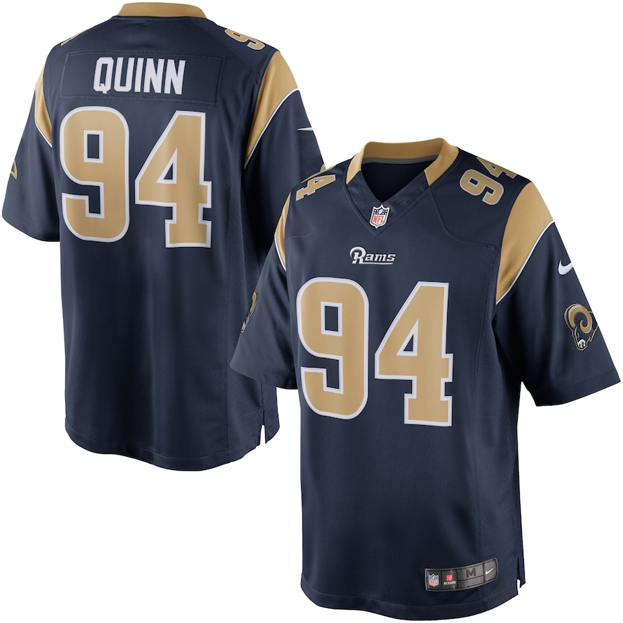 Robert Quinn Los Angeles Rams Nike Limited Jersey - Navy