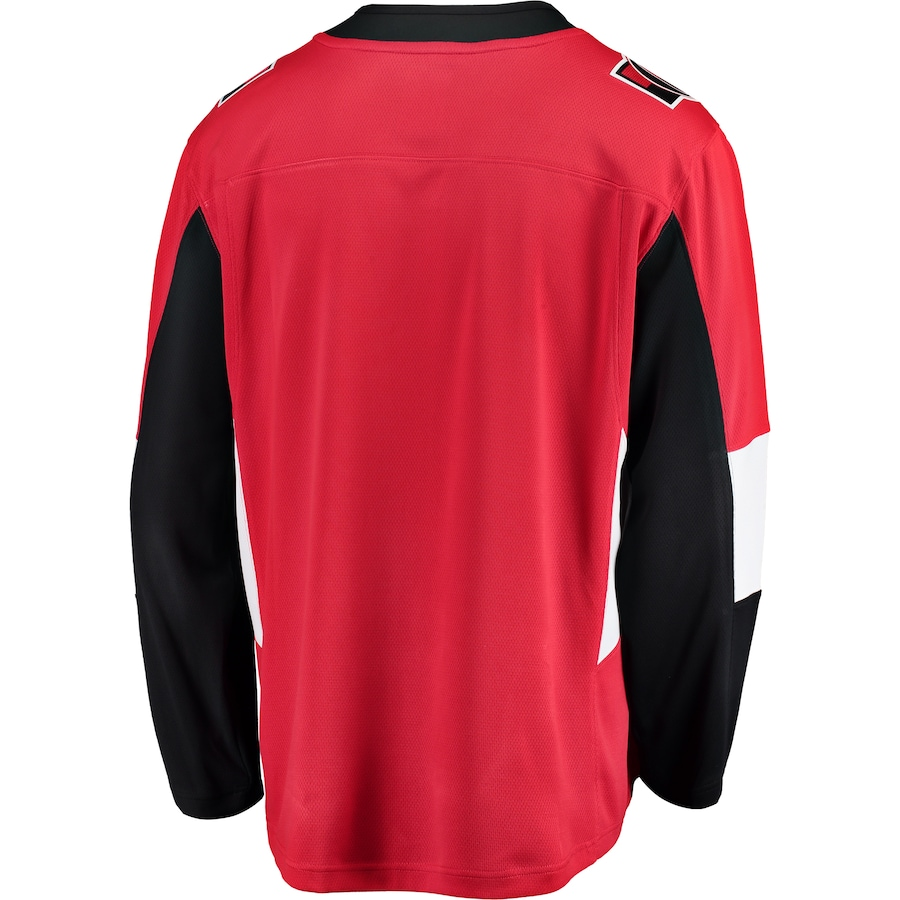 Ottawa Senators Fanatics Branded Breakaway Home Jersey - Red