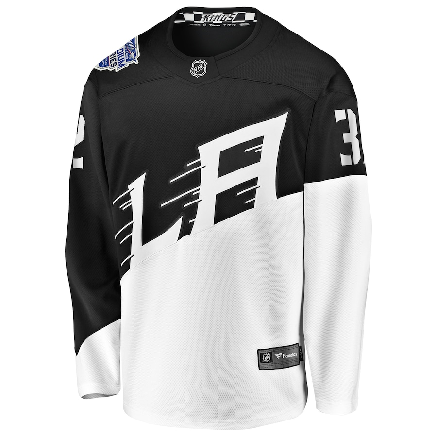 Jonathan Quick #32 Los Angeles Kings NHL 2020 Stadium Series Breakaway Player Jersey - Black
